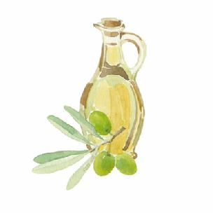 Olive Bath Oil
