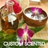 Tropical Bath Oil, CUSTOM