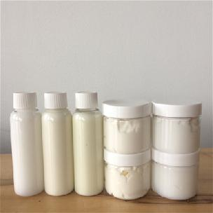 Lotion, Cream & Butter Sampler Set